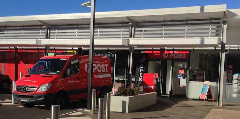 オーストラリア郵便